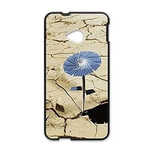 Split Dry Land Blog Umbrella Fashion Personalized Phone Case For HTC M7