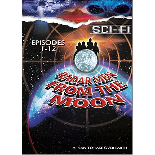 Radar Men From the Moon, Episodes 1-12