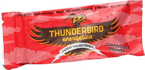 Thunderbird Energetica Crunch Bars - Cherry Walnut - 1.7 oz