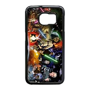 Samsung Galaxy S6 Edge Custom Cell Phone Case Star Wars Case Cover WWFK38060