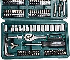 Mannesmann Socket and Bit Set 130 Pieces NEW