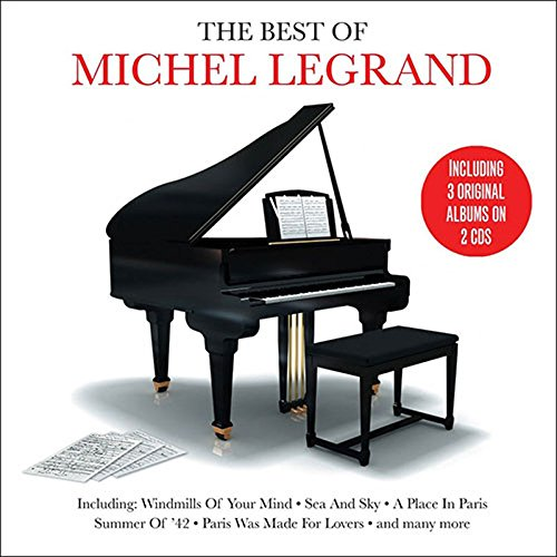 The very Best of Michael Legrand by CD