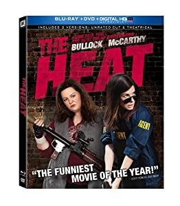 Cover Image for 'The Heat (Blu-ray / DVD + DigitalHD)'