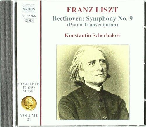 Beethoven: Symphony No. 9 (Piano