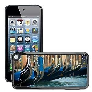 Print Motif Coque de protection Case Cover // V00002681 Venecia // Apple ipod Touch 5 5G 5th 6 6G 6th