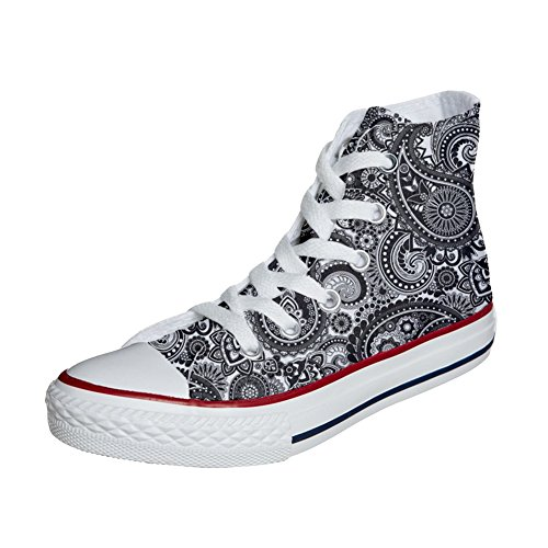 Paisley Artisanal Elegant Coutume Star Hi produit All Chaussures Converse 8wxS6Oqf4n