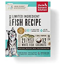 Honest Kitchen The Limited Ingredient Fish Dog Food Recipe, 10lb box