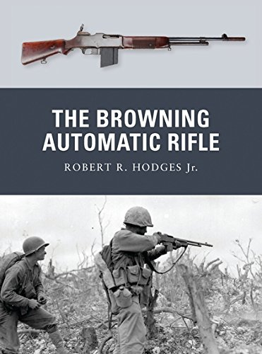 The Browning Automatic Rifle (Weapon) Automatic Stack
