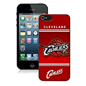 Cleveland Cavaliers Iphone 5 Case Iphone 5s Case 52 NBA Phone Cases Free Shipping