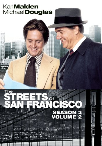 Streets of San Francisco: Season 3, Vol. 2 ()