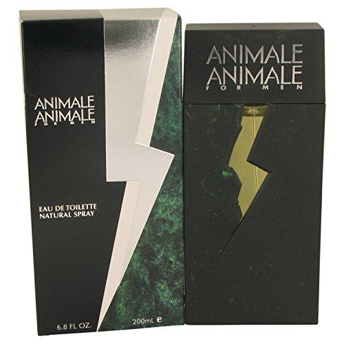 Animale Animale Eau De Toilette Spray for Men, 6.8 Ounce