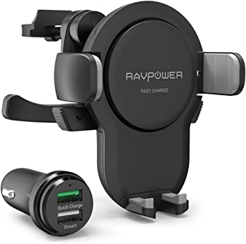 RAVPower Wireless Car Charger