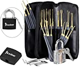 LOCKSET Strong Pick and Hook Set, 24-Piece