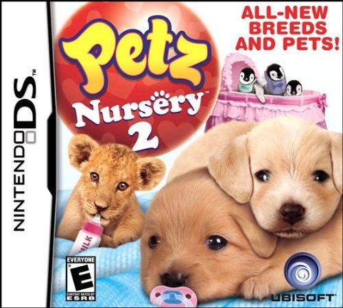 (Petz Nursery 2 - Nintendo DS)