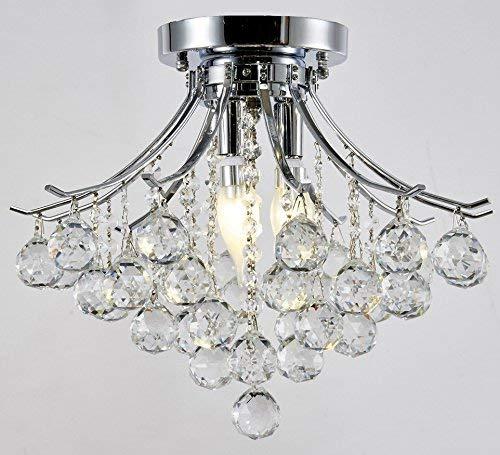 Amazon.com: Top Lighting - Lámpara de techo con 4 luces de ...