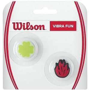 Wilson FUN Clover - Antivibrador de tenis