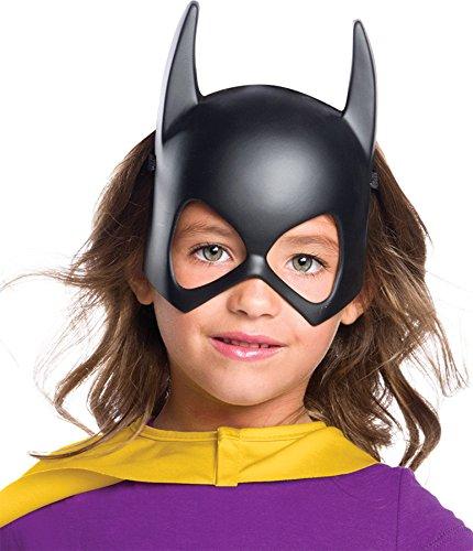 SALES4YA Costume Mask Batgirl Plastic Child Mask -Scary