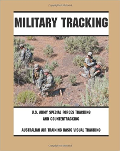 amazon com military tracking 9781610042208 u s army special