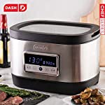 Dash Chef Series Stainless Steel Sous Vide, 8.5 Quart