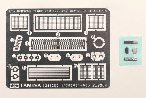 Tamiya 24328 - Maqueta Para Montar, Coche Porsche 934 Turbo RSR