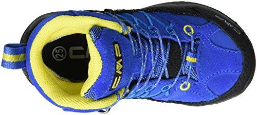 C.P.M. Rigel - Zapatos Unisex Niños Azul (Cobalto)