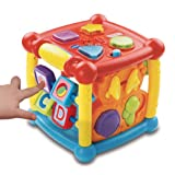 VTech Busy Learners Activity Cube (French Version)