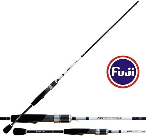 Caña Pesca Nomura Isei Bass Pro Spin 203 cm monopezzo: Amazon.es ...