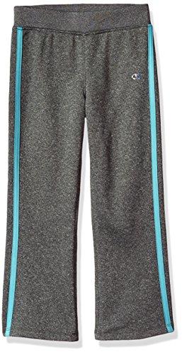 Girls Blue Sports Flare Pants - 5