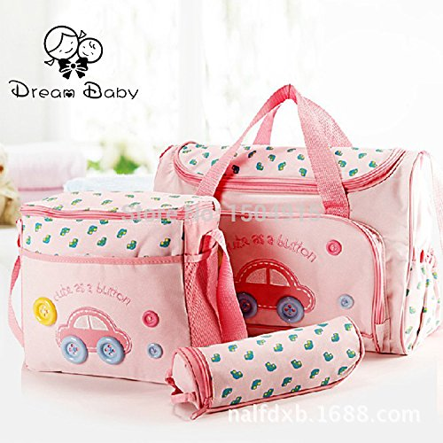 Amazon.com : HOT!!! baby bags for mom mummy nappy bags bolsa ...