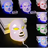 CSBY7 colors facial mask PDT photon LED facial mask LED facial mask beauty led face mask beauty machine ace mask therapy beauty machine