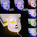 CSBY7 colors facial mask PDT photon LED facial mask LED facial mask beauty led face mask beauty machine