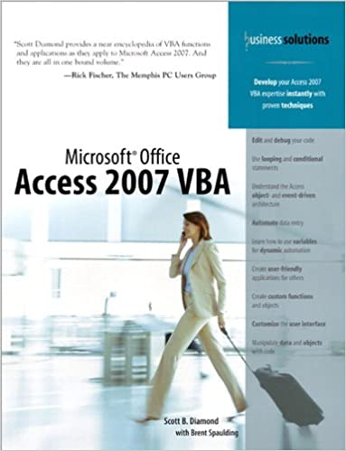 Ebook Microsoft Access 2007