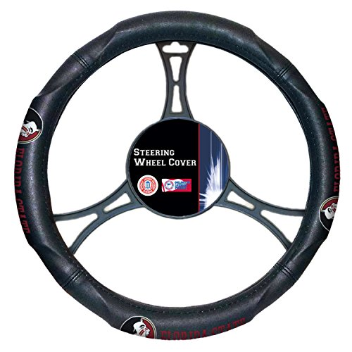 NCAA Florida State Seminoles Licensed Steering Wheel Cover,