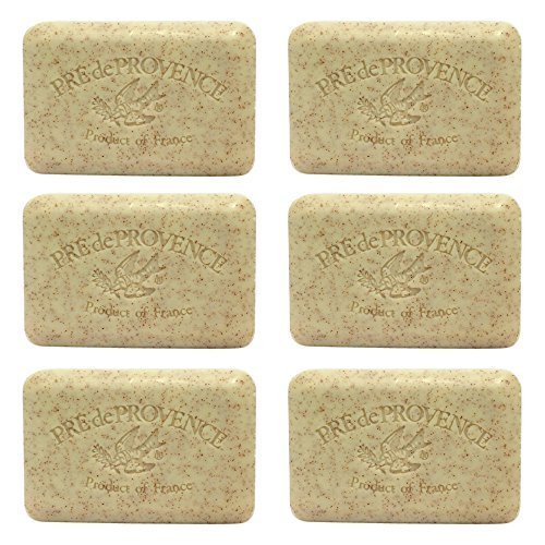 Pre de Provence Soap - Honey Almond - Half Case of 6 Bars by European Soaps