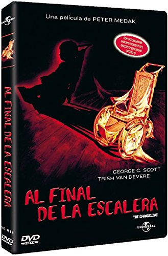 Al Final De La Escalera [DVD]: Amazon.es: George C. Scott, Trish Van Devere, Melvyn Douglas, John Colicos, Peter Medak, George C. Scott, Trish Van Devere, Vv.Aa.: Cine y Series TV