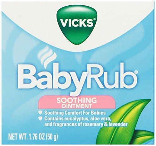 Vicks Baby Rub (VICKS BABY RUB 50 GM, 1.76 oz)