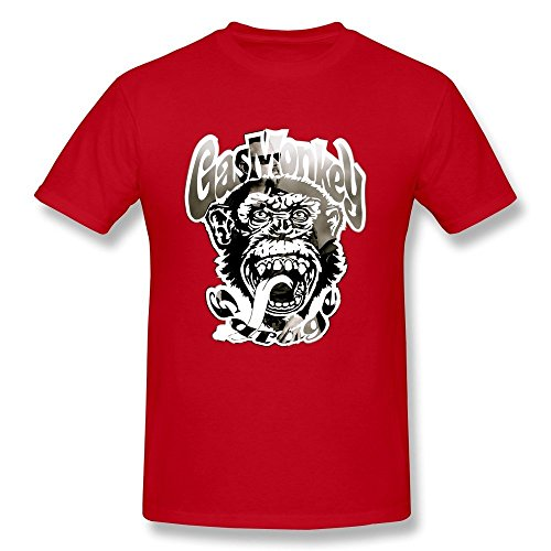 Gas Monkey Garage Equipped Gold Tooth Logo T-Shirt