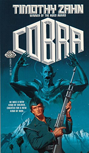 Cobra Timothy Zahn ebook product image