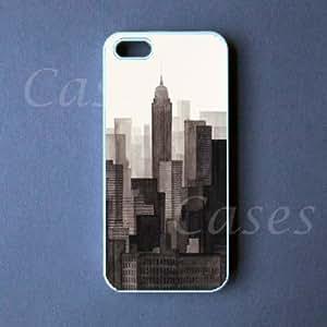 Lmf DIY phone caseiphone 5/5s Case - Vintage NYC iphone 5/5s Cover -Lmf DIY phone case