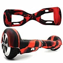 6.5inch Self Balancing Hover board Silicone Case Cover for 6.5 inch 2 Wheels Balance Scooter