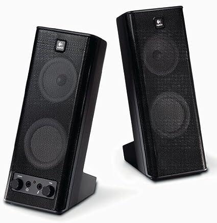 LOGITECH Z130 CASSE AUDIO STEREO PER PC CON CONNETTORE 3,5mm 2.0 10WATT