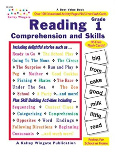 Amazon.com: Reading Comprehension and Skills: Grade 1 ...