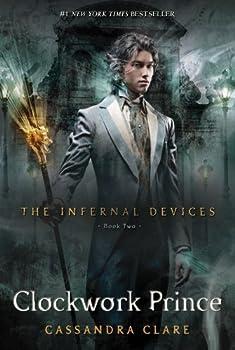 Clockwork Prince 1416975896 Book Cover