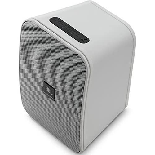 Enceintes JBL Control X Wireless Blanches (Paire)