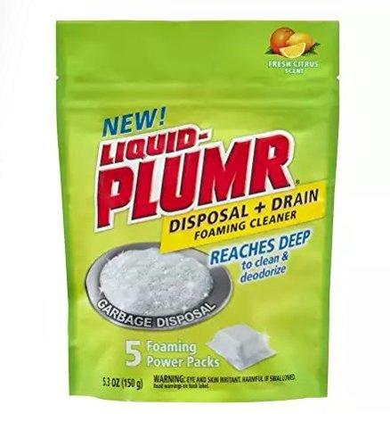 liquid-plumr-disposal-drain-foaming-cleaner-foaming-power-packs-106oz-x-5-pack-pack-of-1