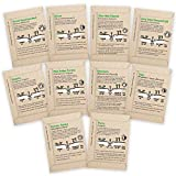 Culinary Herb Seeds 10 Pack – Over 4000