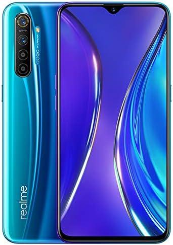 realme X2 (Azul Perla, 8GB+128GB, Versión Europea, Enchufe EU)