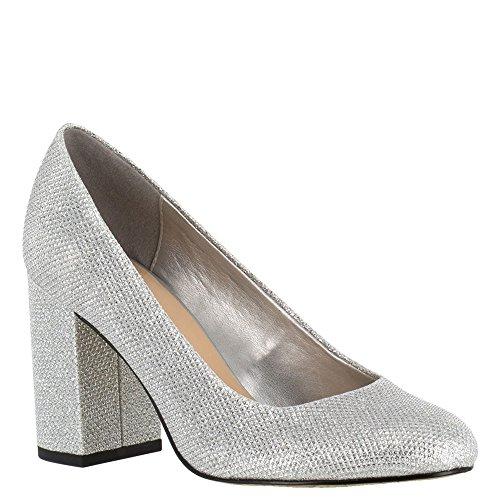 Bella Vita Women's Nara Dress Pump Silver Glitter 2015 new online buy cheap wide range of AG8S8ahAT