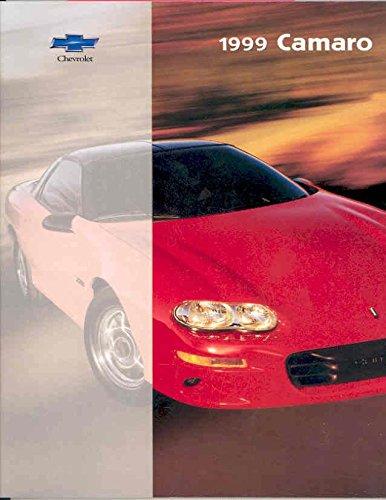 1999 Chevrolet Camaro Sales (Camaro Sales Brochure)