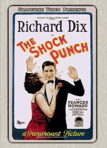 DVD : The Shock Punch (Silent Movie)